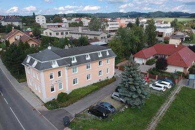 Prodej komerční nemovitosti - kanceláře, byty, parkoviště - Zlín - Štípa, Ev.č.: 00269