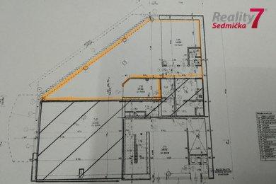 Pronájem, Obchodní prostory, 1 prostor cca 68 m²+ 15 m2 zázemí - Hlinsko, Ev.č.: 00271