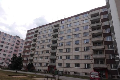 Pronájem, Byty 3+1, 74 m² - Žďár nad Sázavou 1, Ev.č.: 00272