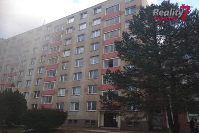 Pronájem, Byty 3+1, 76 m² - Žďár nad Sázavou 1, Ev.č.: 00305