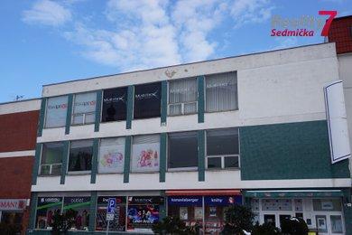 Prodej, Obchodní prostory, 1144m² - Žďár nad Sázavou, nám. Republiky