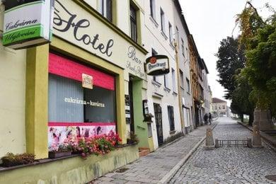 Prodej, Hotel, Brušperk, Náměstí J. A. Komenského, Ev.č.: 00086