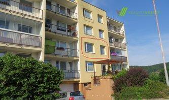 Prodej, Byt 2+kk, 44m² - Praha - Zbraslav