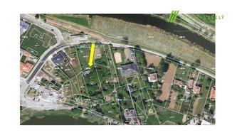 Stavební pozemek, 2.227 m2, Hodonín