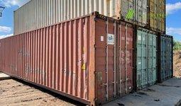 Pronájem, kontejnery