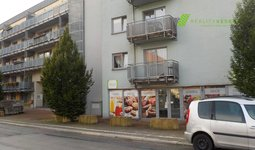 Byt 1+1 s komerčními prostory - Liberec V-Kristiánov