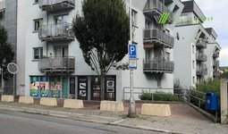 Komerčními prostory s bytem 1+1 Liberec V-Kristiánov
