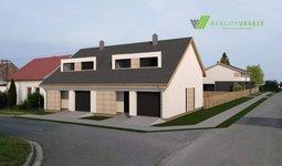 Prodej rodinného domu 4+kk s garáží, Lužice