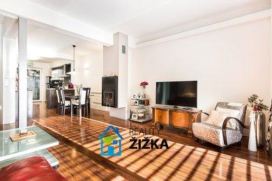 Exkluzivní rodinný dům 4+kk s garáží, v klidné části Brno Řečkovice, Ev.č.: 00014
