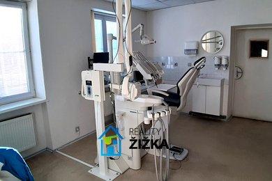 Pronájem lékařské, zubní ordinace ul. Vídeňská, Brno, Ev.č.: 00016