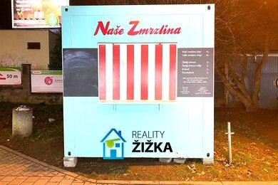 Prodej obchodního prostoru na ul. Vídeňská Brno - Štýřice, Ev.č.: 00022