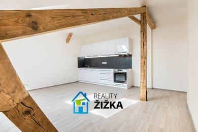 Pronájem bytu 2+kk, 60 m2, Sušilovo náměstí, Rousínov, Ev.č.: 00031