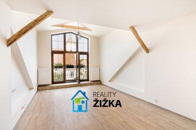 Pronájem bytu 2+kk, 52 m2, Sušilovo náměstí, Rousínov, Ev.č.: 00032