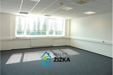 Pronájem kanceláří všech velikostí od 35 m2 - 3000 m2, Brno Slatina, Ev.č.: 00007