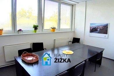 Pronájem kanceláře a venkovních prostor 14 - 90m² - Modřice, Ev.č.: 00009