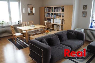 Pronájem, byt 3+kk, CP 75m², ul. Klímova, Brno - Žabovřesky, Ev.č.: 00043-1