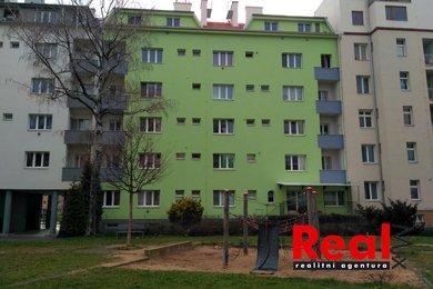 Pronájem, byt 1+kk, CP 14m², ul. Zvěřinova, Brno - Černovice, Ev.č.: 913-3