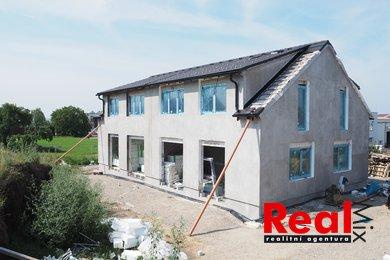 Prodej, rodinné domy, UP 180m², ul. Zemanova, Brno - Slatina, Ev.č.: 1004