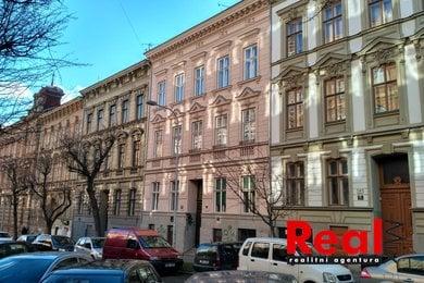 Převod, družstevní byt 3+1, CP 70m², ul. Jana Uhra, Brno - střed, k.ú. Veveří, Ev.č.: 00006