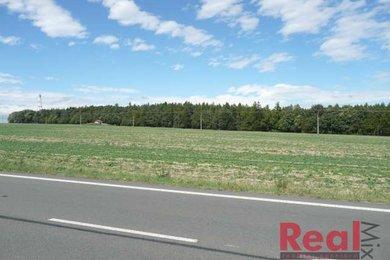 Prodej, pozemky pro komerční výstavbu, CP 13800m², Vysoké Popovice, Ev.č.: 00010