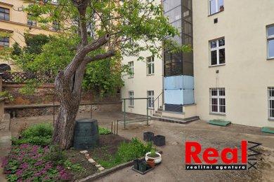 Prodej, byty OV 4+1, CP 88.m², ul. Svornosti, Praha - Smíchov