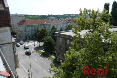 Pronájem, byt 2+kk, CP 60m2, ul. Domažlická, Brno - Královo Pole / Ponava, Ev.č.: 939-1