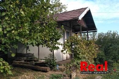 Pronájem, pozemek - zahrada, chatka, CP 228m2, ul. Rekreační, Brno - Kníničky, Ev.č.: 00076
