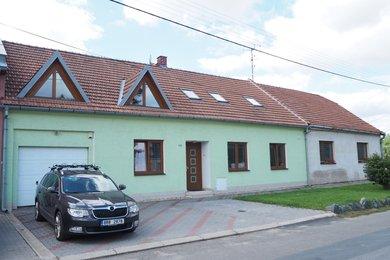 Prodej, RD 6+kk, CP pozemku 1742m2, obec Sobotovice, Brno - venkov, Ev.č.: 00077