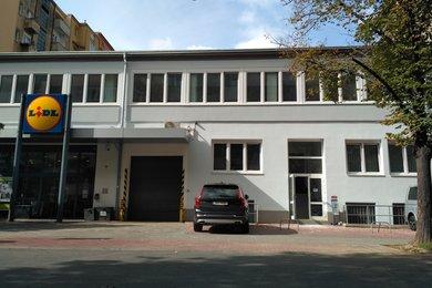 Pronájem, kancelář CP 33m2 + 23m2 terasa, ul. Bayerova, Brno - k.ú. Veveří, Ev.č.: 00088