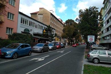 Pronájem, kancelář CP 19m2, ul. Bayerova, Brno - k.ú. Veveří, Ev.č.: 00089