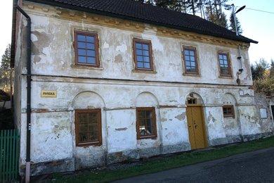 Prodej, chalupa, UP domu 157m², obec Jimramov, okres Žďár nad Sázavou, Ev.č.: 00097
