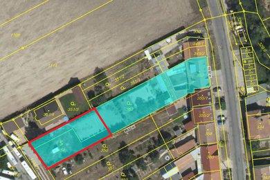 Prodej pozemku 650m2, obec Sobotovice, Brno - venkov, Ev.č.: 00101