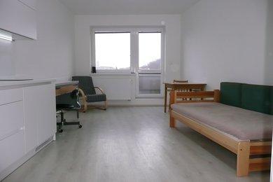 Pronájem, byty 1+kk, CP 30m², ul. Rybářská, Brno - Staré Brno, Ev.č.: 00012-1