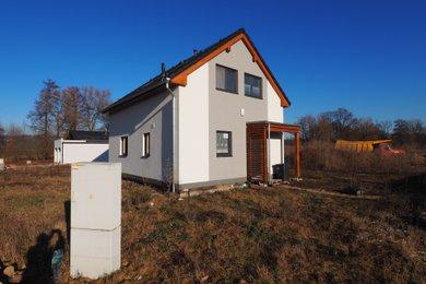 Prodej novostavby rodinného domu 104m2 v Drásově, Ev.č.: 00105