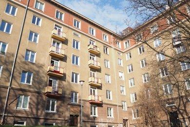Prodej, byt OV 2+1, CP 53m2 + balkón + 2x sklep, ul. Klatovská, Brno - k.ú. Ponava, Ev.č.: 00124