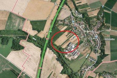 Prodej, pozemky pro komerční výstavbu, CP 3064m2, obec Sobotovice, Ev.č.: 00129