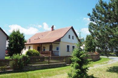 Prodej, chalupa / RD 4+kk, obec Bohdalec, okr. Žďár nad Sázavou, Ev.č.: 00139
