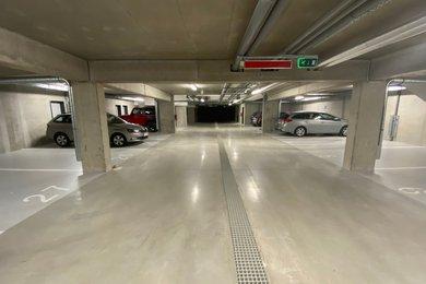 Pronájem, garážové stání, ul. Kumpoštova, Brno-Královo Pole – Sadová, Ev.č.: 00145