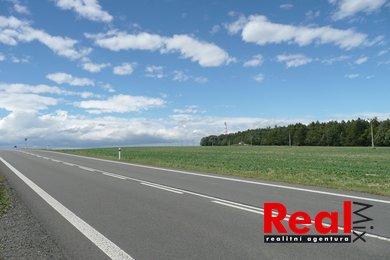 Prodej, pozemky pro komerční výstavbu, CP 6900m², Vysoké Popovice, Ev.č.: 00011-1