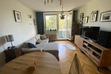 Prodej, byt 2+1, 55m², nám. Svornosti, Brno - Žabovřesky, Ev.č.: 00149