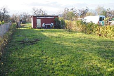 Prodej, pozemek - zahrada, CP 665m2, ul. Petlákova, Brno - Brněnské Ivanovice, Ev.č.: 00170