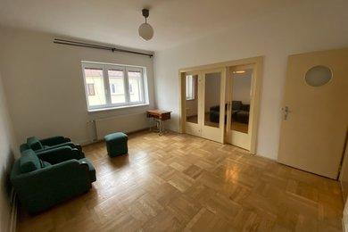 Pronájem, byt 2+1, CP 62m2, ul. Kameníčkova, Brno - Žabovřesky, Ev.č.: 00172