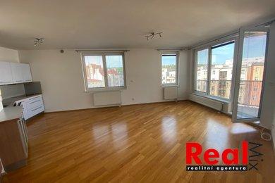 Prodej, byt 2+kk, CP 72m2 s balkónem, ul. Drahobejlova, Praha 9 - Libeň, Ev.č.: 00165-1