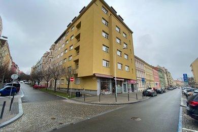 Pronájem, Byt 1+kk, CP 33m², ulice Gorkého, Brno - Střed, Ev.č.: 00176