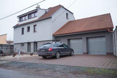 Pronájem, byt 3+kk po rekonstrukci, CP 100m2, ul. Krátká, obec Rajhradice, Ev.č.: 00177