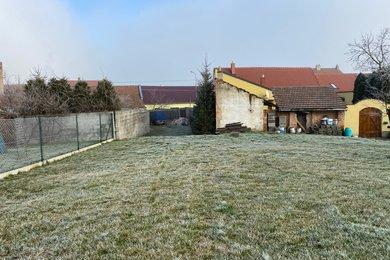 Prodej, pozemek CP 628m2, obec Otnice, okr. Vyškov, Ev.č.: 00179