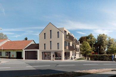 Prodej, byt 1+kk, CP 35m2, ul. Moravanská, Brno - Přízřenice, Ev.č.: 00197