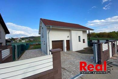 Prodej novostavby RD 4+kk, garáž, CP pozemku 695m2, obec Němčany, okres Vyškov, Ev.č.: 00212