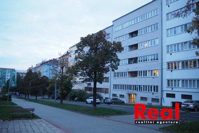 Pronájem pěkného bytu 2+kk, ul. Zahradníkova, Brno - k.ú. Veveří, Ev.č.: 00242
