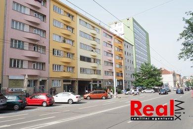 Pronájem, kancelář, CP 36m2, ul. Kotlářská, Brno - střed, k.ú. Veveří, Ev.č.: 00227-1